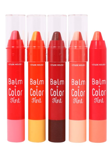 Etude House Balm + Color Tints