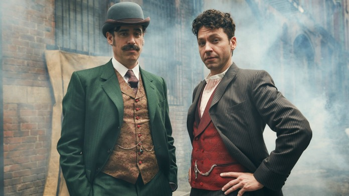 Houdini & Doyle needs a bit