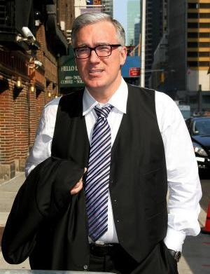 Keith Olbermann sues Current TV for