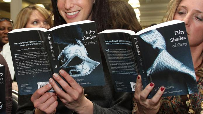 What Fifty Shades of Grey readers