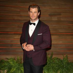 VIDEO: Proof that Chris Hemsworth is