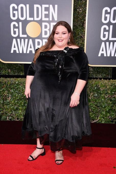 Best Golden Globes fashion 2018: Chrissy Metz