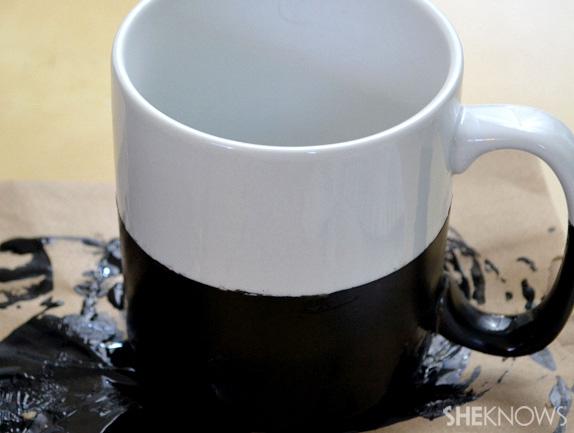 mug drying