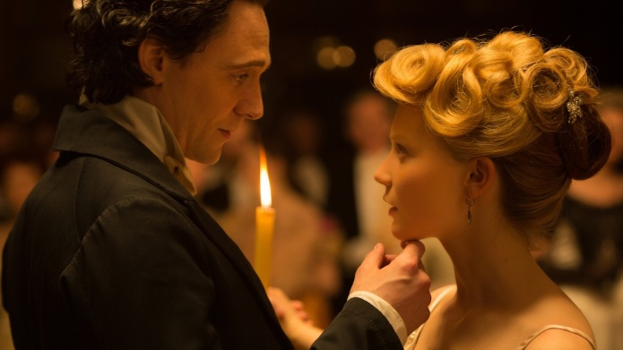 Crimson Peak isn't just about screams