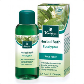 Kneipp Eucalyptus Cold & Flu Herbal Bath