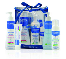 Mustela Newborn Essentials Set