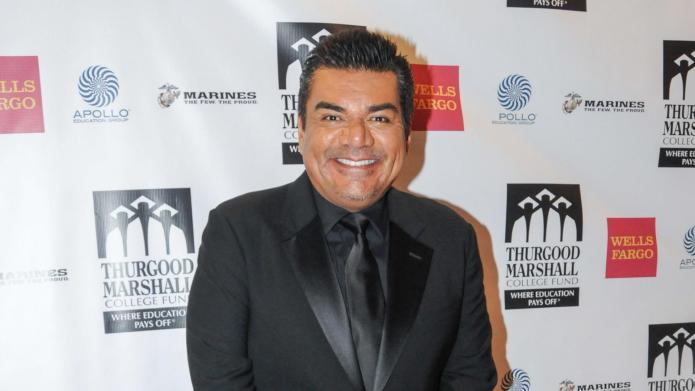 George Lopez was mistaken for a
