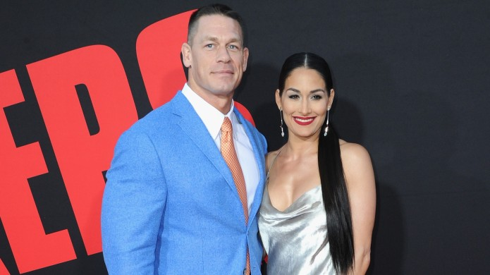 John Cena & Nikki Bella Officially