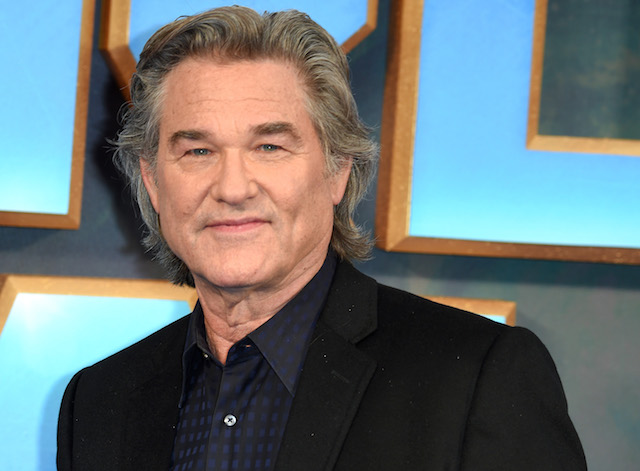 Kurt Russell attends the UK screening of 'Guardians of the Galaxy Vol. 2'