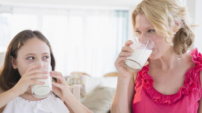 Sorry, Mom, milk may not make