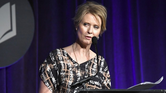 Sex and the City's Cynthia Nixon