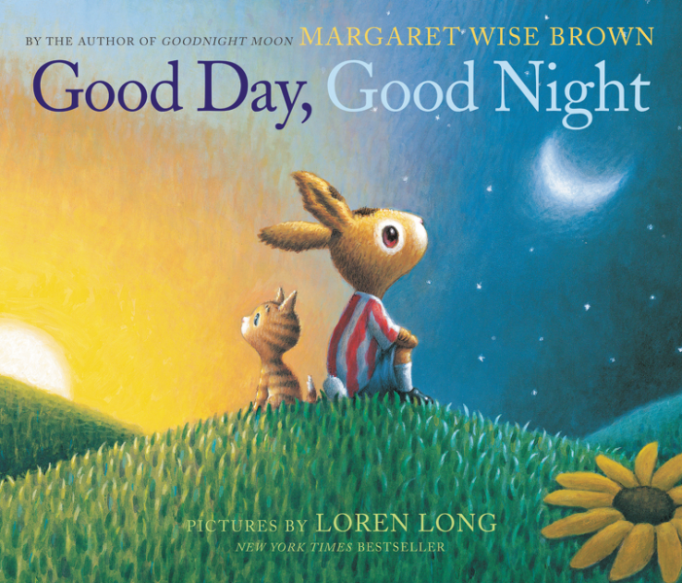 13 Children's Books for National Read A Book Day: Good Day, Good Night