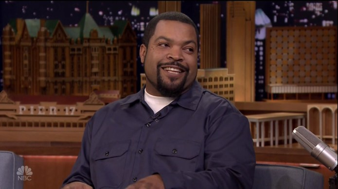 Ice Cube Gives 'Teachable Moment' After