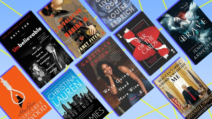 16 Books to Curl Up With