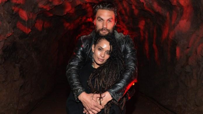 Jason Momoa Finally Married Lisa Bonet