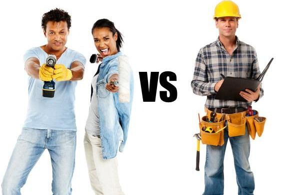 DIY vs. hired help: Benefits and