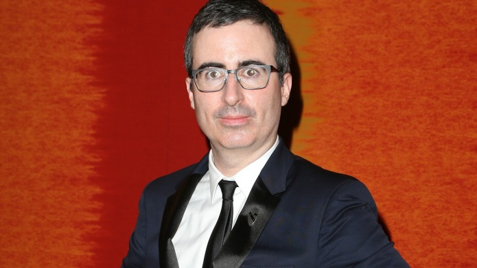 John Oliver has some very harsh