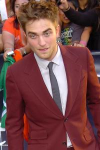 Robert Pattinson's plum new role