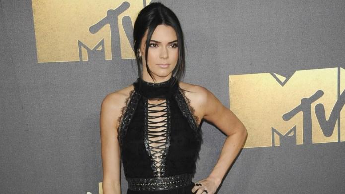 Kendall Jenner's V Mag shoot gives