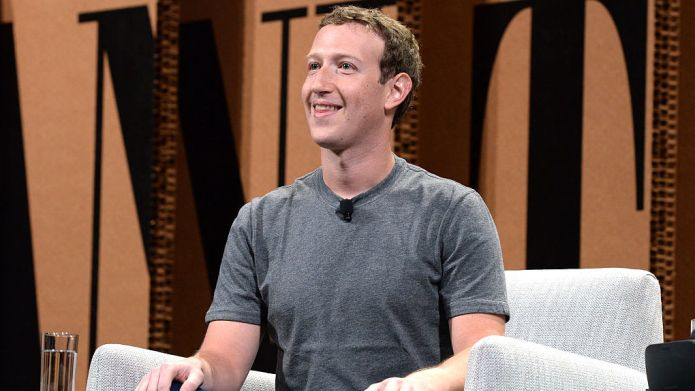 Mark Zuckerberg melts the Internet with