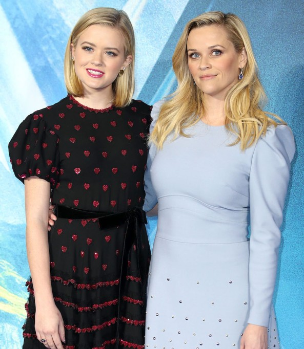 Ava Phillippe and Reese Witherspoon Wrinkle in Time premiere.jpg