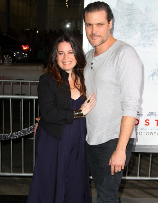 Celebrity Engagements 2018: Holly Marie Combs