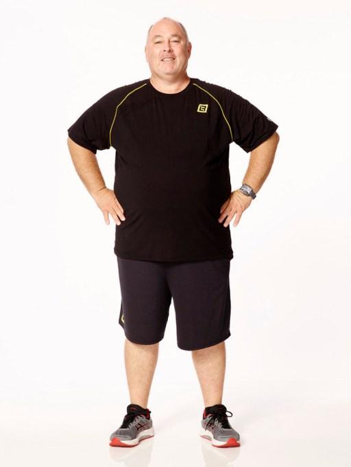 The Biggest Loser Season 17 contestant Robert Kidney