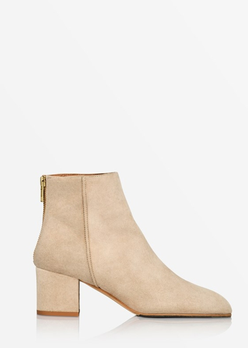 Fall Boots To Shop Before They Sell Out: ATP Mei Beige Suede Boots | Fall Fashion Trends 2017