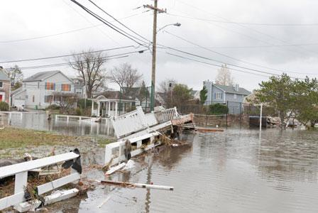 How Superstorm Sandy changed parents