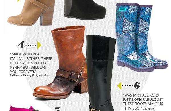November kicks list: Boot-y call