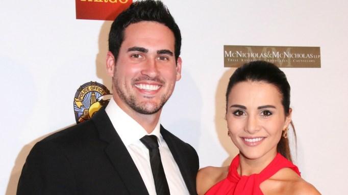 Andi Dorfman and ex-fiancé Josh Murray