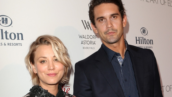 Kaley Cuoco, Ryan Sweeting divorce rumors