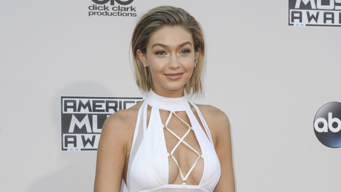 Gigi Hadid has a message for