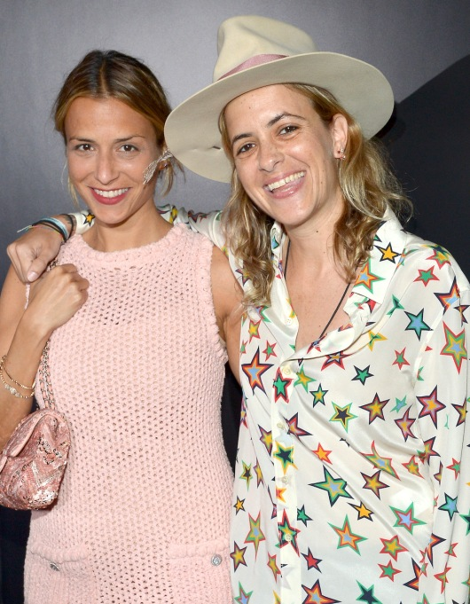 Samantha and Charlotte Ronson 2016
