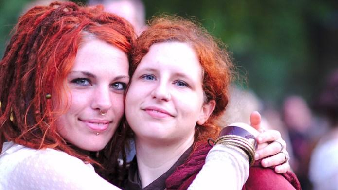 Redheads convene for camaraderie, celebration of