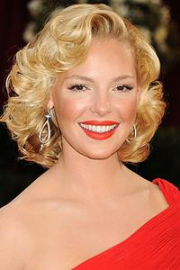 Katherine Heigl takes over for Halle