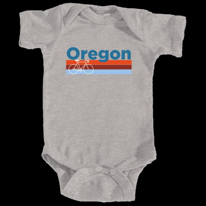Oregon Baby Onesie