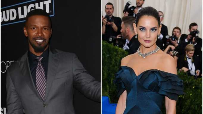 Celebs who could be engaged soon: Katie Holmes & Jamie Foxx