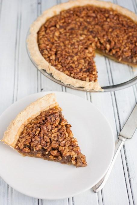 New Twists on Classic Thanksgiving Pies: Maple-Bourbon Walnut