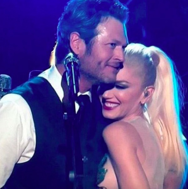 Gwen Stefani and Blake Shelton romance