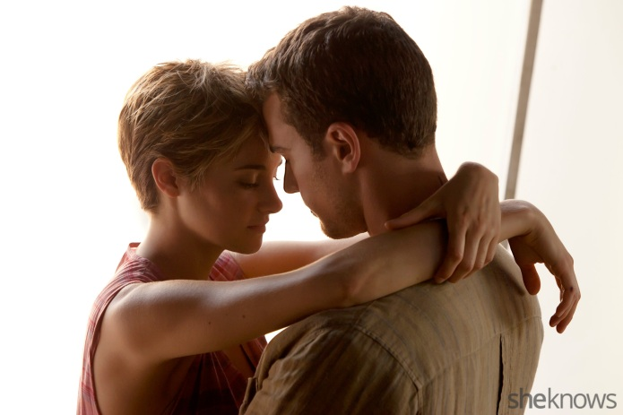 Insurgent exclusive! 7 Never-before-seen pics from