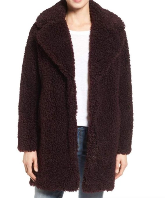 Perfect to Wear Shearling This Season | Wine About It