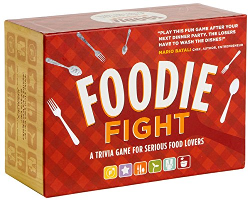 Foodie Fight card game