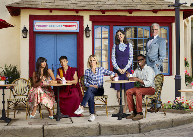 Check out the return dates for some of your favorite TV shows: 'The Good Place'