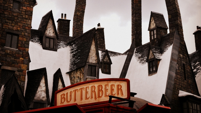 Harry Potter-themed restaurant has a totally
