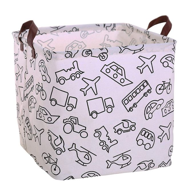 Collapsible Toy Storage Bin