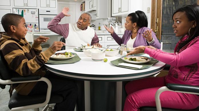 Why I really, really hate family