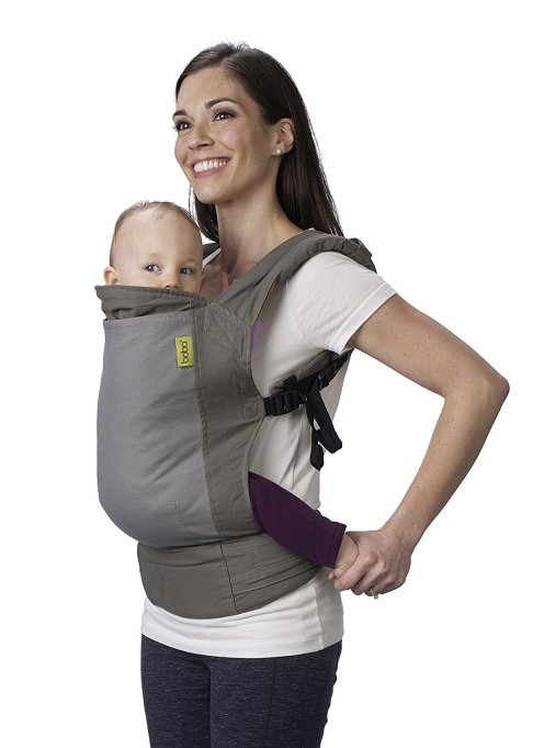 easiest baby carrier to put on