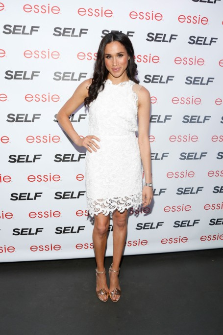 Meghan Markle's Most Fashionable Outfits | Attending the Self Rocks the Summer Event