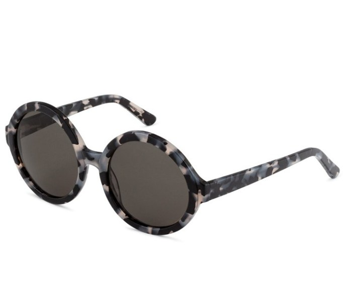 The Most Popular Sunglasses Styles: H&M Round Sunglasses | Summer Fashion